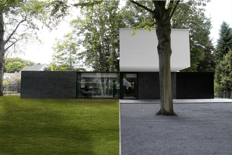 moderne-strakke-minimalistische-woning-steenstrips-brasschaat-icoon-architecten