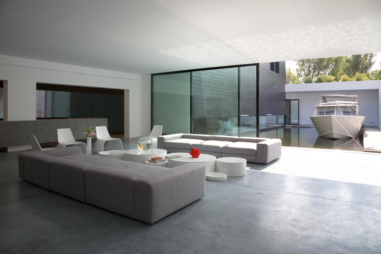 strakke minimalistische loft met boot hemiksem icoon architecten